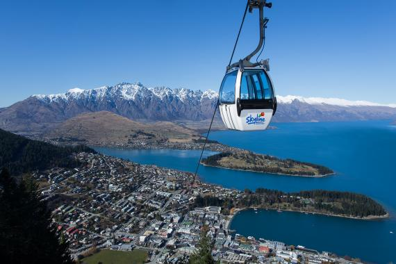 Skyline Queenstown gets behind our Volunteers