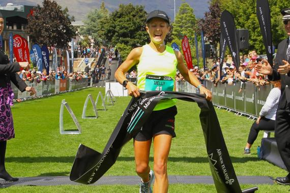 Marathon Champion Returns to defend title