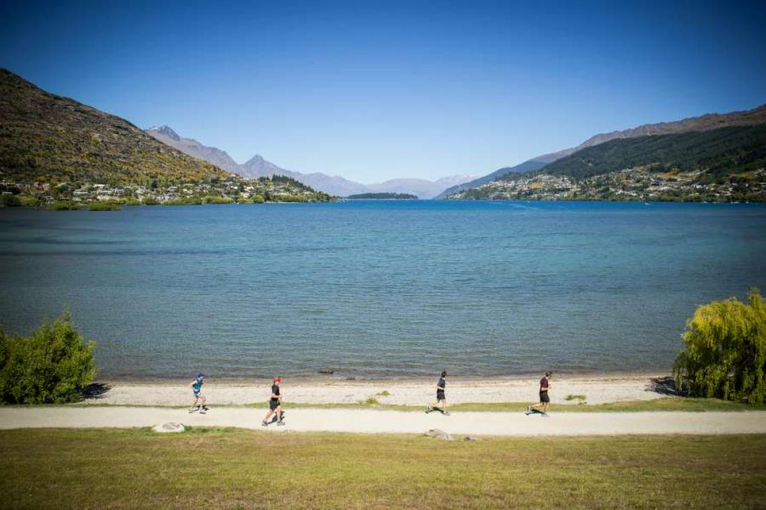 Keeping Safe at Queenstown Marathon